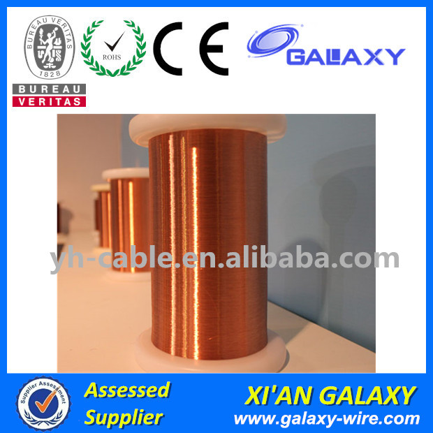 High Temperature and High Voltage Magnet Wire Enameled Copper Wire For Winding Motor