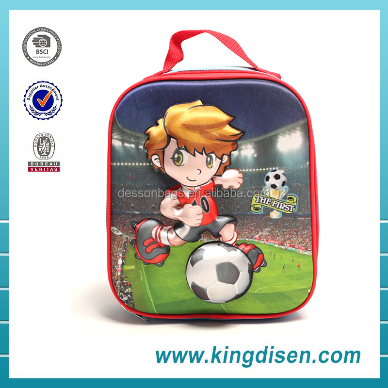 Food warmer custom insulated lunch bag for kids
