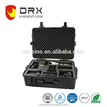 Ningbo everest EPC017-1 ip67 hard protective waterproof plastic equipment case/gun box/tool box with engineered foam