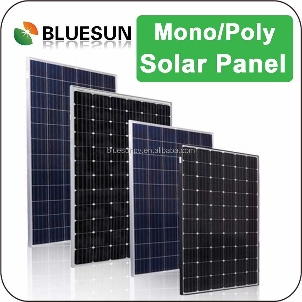 chinese solar panels price per watt for sale 100w 200w 250w 255w 260w