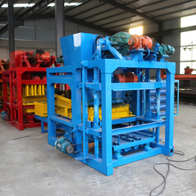 CHB concrete brick making machine