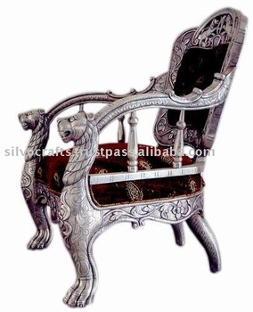 Royal furniture (Silver furniture)
