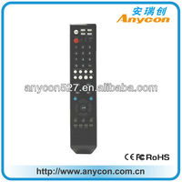 5 in 1 good universal remote codes with UV coating for home appliances