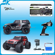 1/12th Scale Powered Off Road Monster Truck High power electric rc car high speed scale model car