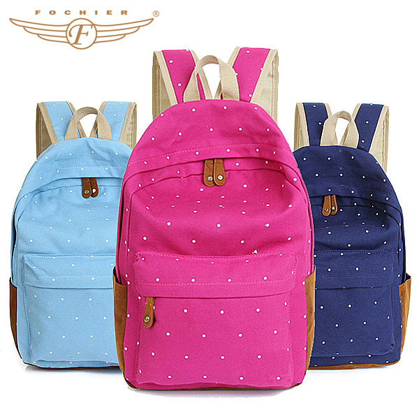 College Students Latest School Bag Beautiful Girl Backpack