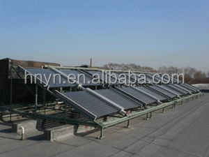50 Glass Evacuated Tubes Solar Collector (Haining).Solar collector