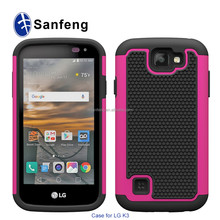 Warehouse Mobile Phone Case For LG K3 LS450 Cell Phone Covers