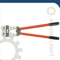 HEXAGON CRIMPING TOOL FOR CABLE LUGS