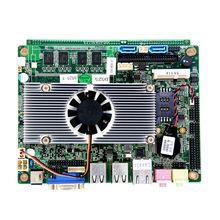 <strong>Z</strong>-3.5 inch motherboard support Intel Atom D525 CPU onboard 2GB DDR3 Independent Dual Display