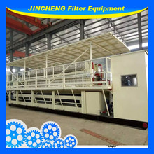 Henan JinCheng Hot sell multifunctional chamber filter press for Mining, chemical, food, wine industry