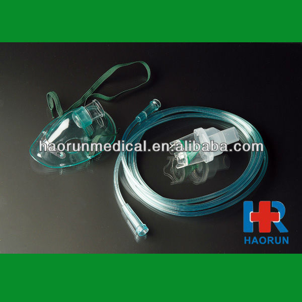 Disposable Nebulizer oxygen Mask