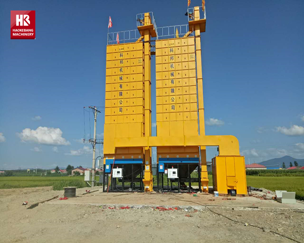 Wholesale Different Capacity Circulating Batch <strong>Corn</strong> Paddy Rice Grain Dryer For Sale
