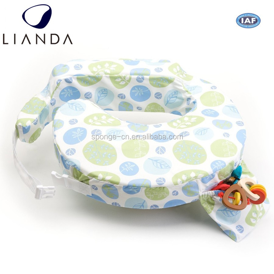 Mother Use For Babies, Cute Baby, Soft Memory Foam Breastfeeding BabyNursing Pillow