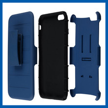 C&T Shockproof Heavy Duty Rugged Holster Swivel Belt Clip Case for iPhone 6s plus
