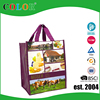 custom made printed Recyclable RPET eco bag/ eco shopping bag/ eco friendlybag
