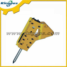High quality Krupp Hydraulic excavator breaker hammer for HM170 HM185 HM190V, chisel Diameter 75MM *length 800MM