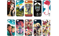 COLLECTORS CUSTOM Slim Cell Phone CASE for iPhone 5