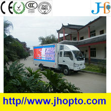 Alibaba express hot mobile stage truck,mobile stage trailer,led mobile billboard for truck