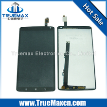 Wholesale LCD complete assembly top quality LCD with touch screen digitizer for Lenovo S930