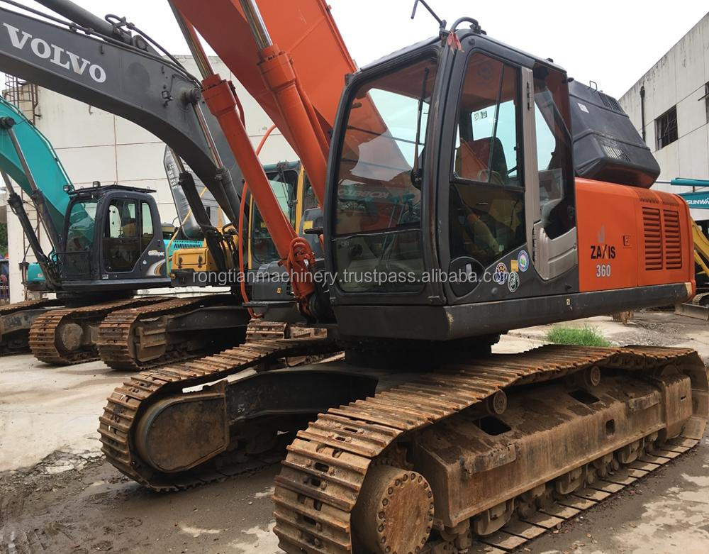 Good quality used hitachi excavator ZX360 for sale/ hitachi excavator with low price