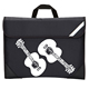 Guitar Music Bag Music Tote Bags