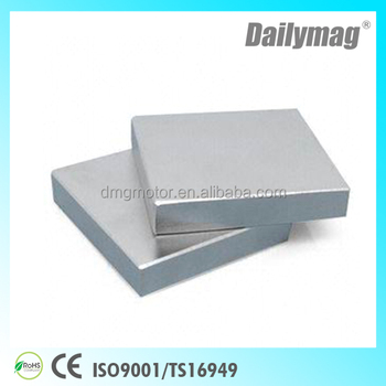 NdFeB Block Magnets - Permanent Sintered Neodymium Magnet Block