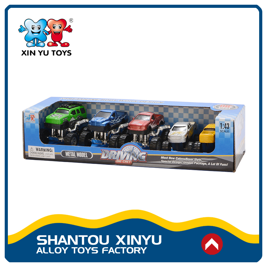 Big and small two size beach off-road 1:43 and 1 32 diecast model cars for sale
