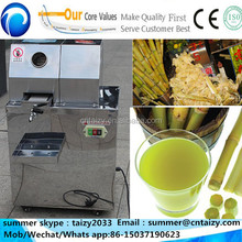 Hot selling automatic sugarcane juice machine/sugar cane mill for sale