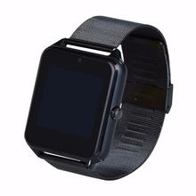 Z60 SIM TF card Supported BT Smart Watch Fitness Tracker for IOS and Android Phone