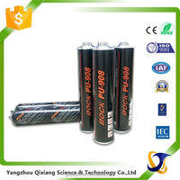 Fast Curing Polyurethane Adhesive Car Glass Silicone Sealant