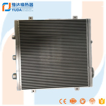 good price aluminum 50 litre air compressor radiator
