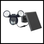 popular solar motion light with CE ROHS