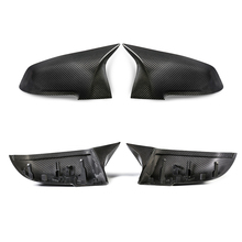 Carbon Fiber Rearview Side Mirror Cover For BMW 1 2 3 4 X Series F20 F21 F22 F23 F30 F31 F32 F33 F36 X1 E84 M3 M4 Look