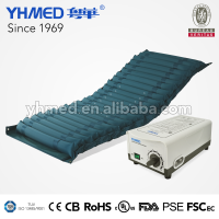 Medical Alternating Pressure Ripple Mattress with Pump