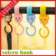 2015 new product best selling charm top quality plastic hooks with cheap price