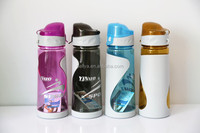 Economic stylish tritan/pctg/pc drinking water bottle