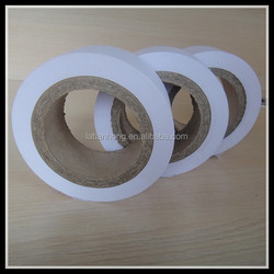 pvc tape good quality clear color insulated PET foil for electrical use