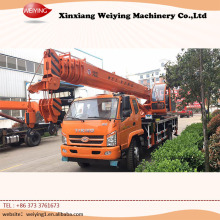 Brand New Mobile Telescopic Boom Truck Mini Cranes