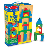 Wooden City Building Block Toy Set,Funny DIY Wooden Building Block Toy For Children