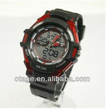 2013 hot selling Good quality Analog-digital Sport watches for men for ladies