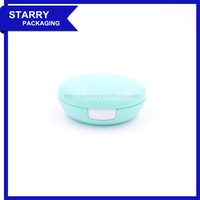 Plastic container air cushion bb foundation case with mirror-BC00