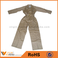 Economic type cheap ladies work uniforms/coverall working uniform