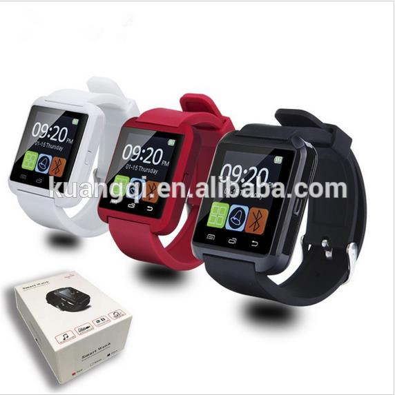 New design moblie phone watch android sim watch stopwatch