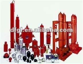 A Complete Range of Hydraulic System Components