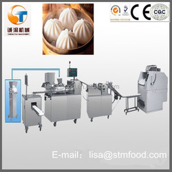 Direct Supply High-end Steamed bun making machine