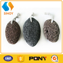 Lava pumic foot natural volcanic stone