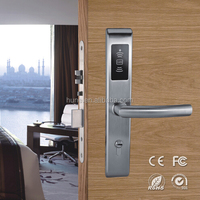 RF keyless popular electronic used hotel locks for sale