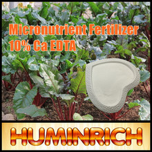 Huminrich Plant Micronutrients Chelated CA EDTA Calcium Edta