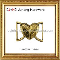 2012 fashion joint belt buckles for dress