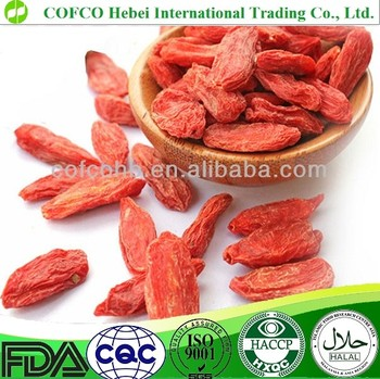 Goji berries Chinese medlar